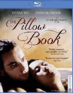 The Pillow Book (Blu-ray Disc)