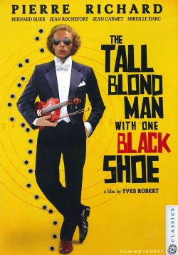 The Tall Blond Man with One Black Shoe (DVD)
