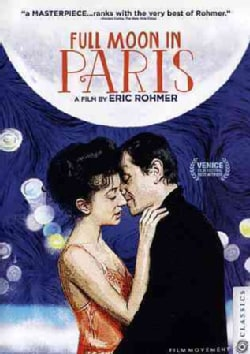Full Moon in Paris (Blu-ray Disc)