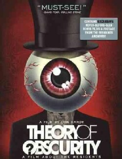 Theory of Obscurity: A Film About the Residents (DVD)