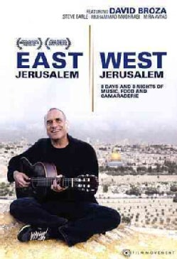 East Jerusalem West Jerusalem (DVD)