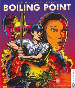 Boiling Point (Blu-ray Disc)