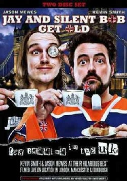 Jay And Silent Bob Get Old: Tea Bagging In The UK (DVD)