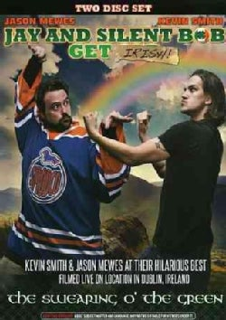 Jay And Silent Bob Get Irish: The Swearing O' The Green (DVD)