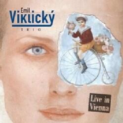 Emil Trio Viklicky - Emil Vivlicky Trio: Live in Vienna