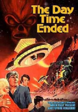 The Day Time Ended (DVD)