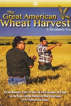 The Great American Wheat Harvest (DVD)