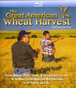 The Great American Wheat Harvest (Blu-ray Disc)