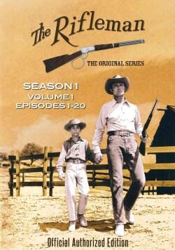 Rifleman: Season 1 Vol. 1 (DVD)