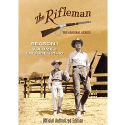 Rifleman: Season 1 Vol. 2 (DVD)