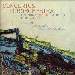 Cincinnati Symphony Orchestra - Concertos for Orchestra
