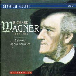 R. WAGNER - BEST LOVED OPERA MELODIES