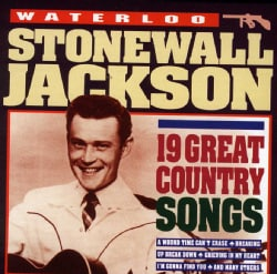 Stonewall Jackson - Waterloo: 19 Great Country Songs