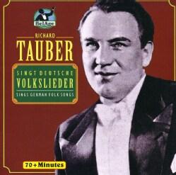 RICHARD TAUBER - SINGS GERMAN FOLKSONGS
