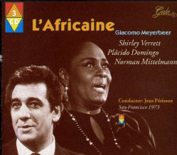 GIACOMO MEYERBEER - L'AFRICAINE