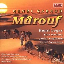 HENRI RABAUD - MAROUF