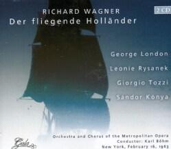 R. WAGNER - DER FLIEGENDE HOLLANDER