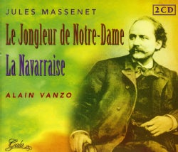JULES MASSENET - LE JONGLEUR DE NOTRE-DAME
