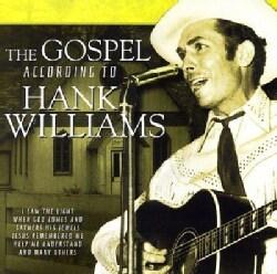 Hank Williams - Gospel According To Hank Williams