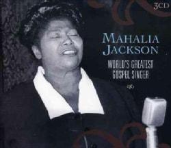 Mahalia Jackson - World's Greatest Gospel Singer