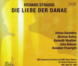 Richard Strauss - Strauss: Die Liebe Der Danae