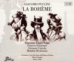 Orchestra E Coro De Teatro Dell'Opera Di Roma - Puccini: La Boheme