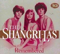 Shangri-Las - Remembered-Singles, B-Sides & More