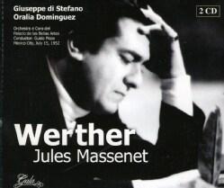 Orchestra E Coro De Las Bellas Artes - Massenet: Werther