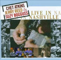Jerry Reed - Live In Nashville