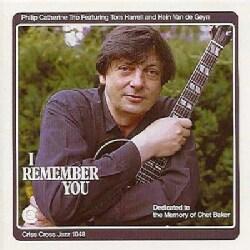 Philip Catherine Trio - I Remember You