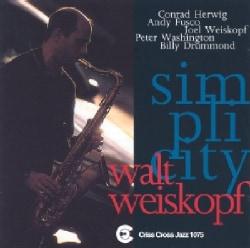 Walt Weiskopf - Simplicity