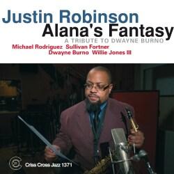 Justin Robinson - Alana's Fantasy