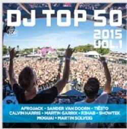 DJ TOP 50 2015 - DJ TOP 50 2015