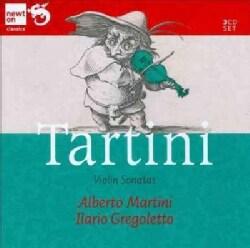 Giovanni Guglielmo - Tartini: Violin Sonatas