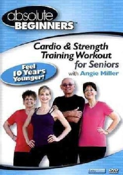 Absolute Beginners: Cardio & Strength Training Workout for Seniors (DVD)