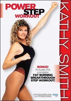 Kathy Smith: Power Step Workout (DVD)