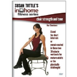 Susan Tuttle's in Home Fitness: Chair Strength and Tone for Seniors (DVD)
