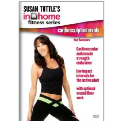 Susan Tuttle's in Home Fitness: Cardio Sculpt Intervals for Seniors (DVD)