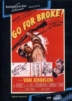 Go For Broke (DVD)