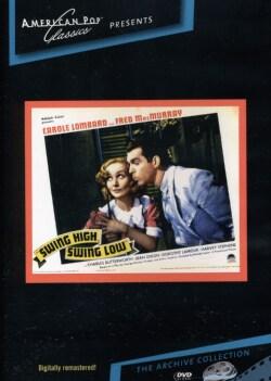 Swing High, Swing Low (DVD)