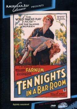 Ten Nights In A Barroom (DVD)