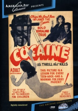 Cocaine Fiends (DVD)
