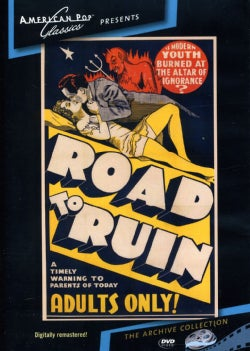 The Road To Ruin (DVD)
