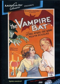The Vampire Bat (DVD)