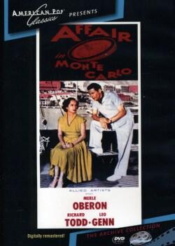 Affair In Monte Carlo (DVD)