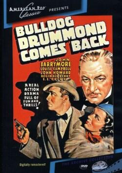 Bulldog Drummond Comes Back (DVD)