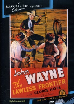 The Lawless Frontier (DVD)