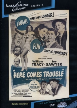 Here Comes Trouble (DVD)
