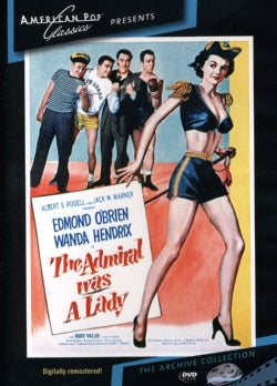 The Admiral Was A Lady (DVD)