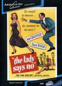 The Lady Says No (DVD)